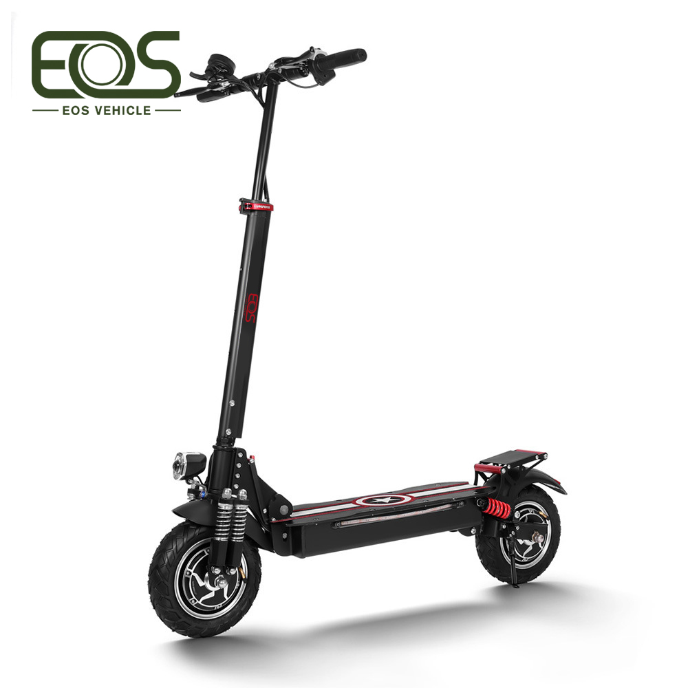 L8 48V Dual Motors Smart Foldable And Portable Electric Kick Scooter
