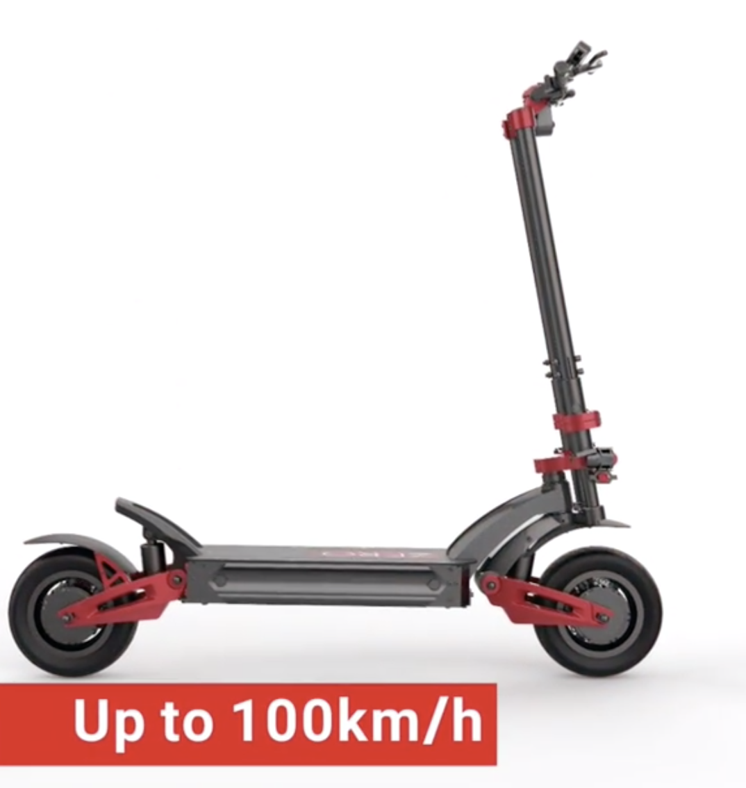 11X-DDM ELECTRIC SCOOTER GREEN MOBILITY 3200W DUAL MOTOR HIGH SPEED